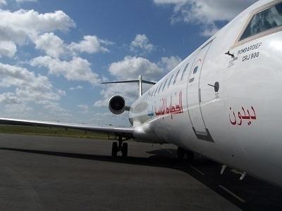 C'est Tunisair Express qui transportera les clients de Voyamar/Aérosun vers Tunis chaque vendredi pendant l'été 2013 - Photo DR