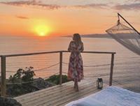 ©  Donnafatta_  / Sunset sur le Valinco