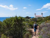 ©  La Corse des origines / Le sentier du littoral et son refuge insolite