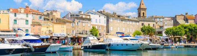 Port de Saint Florent © OTI Saint Florent Nebbiu