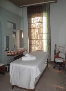 Framissima Elaphusa, le spa, salle de traitement - Photo AP