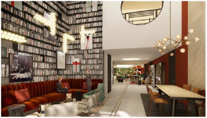 Canopy by Hilton Paris Trocadéro devrait ouvrir ses portes début 2021 - DR