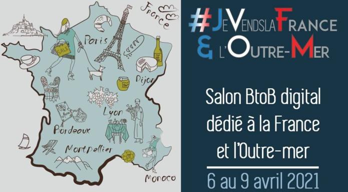 Salon #Je vendslaFrance & l'Outremer : le GIE ASHA (Selectour et Havas), le CEDIV,  CDMV et HelpDesk, premiers partenaires distribution officiels