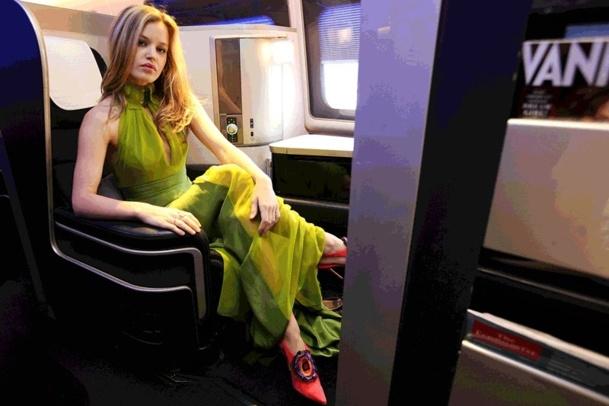 British Airways : un défilé de mode à bord pour fêter ses nouvelles cabines