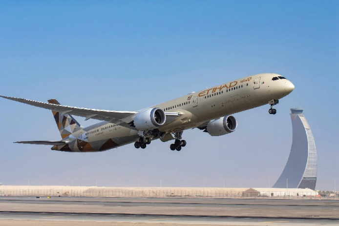 Etihad continue de viser un redressement complet d'ici 2023, après avoir accéléré ses plans de transformation et restructuré l'organisation pendant la pandémie - DR : Etihad Airways