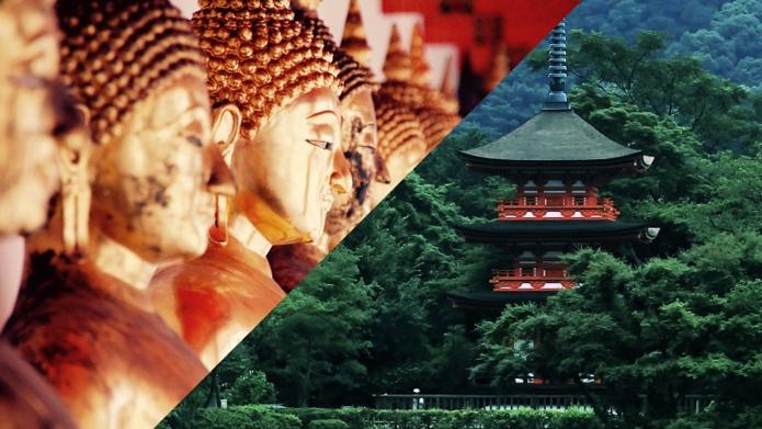 Le webinaire permettra aux professionnels du tourisme invités de redécouvrir le Japon et la Thaïlande hors des sentiers battus - DR : PATA
