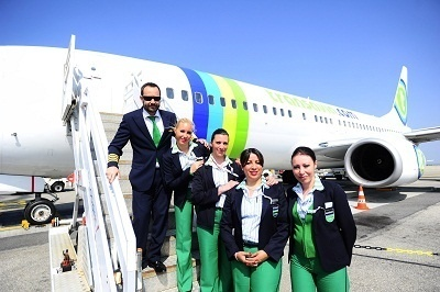 Transavia.com va desservir 6 destinations au départ de Lyon - Photo O. Chassignole