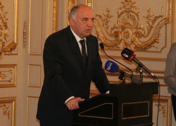 Monsieur Zoran Durisic, Président de Monténégro Airlines - DR