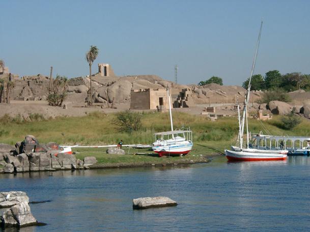 L'Egypte attend le marché français. Alors que les hôtels de la Mer Rouge affichent complet avec les clientèles venues d'Europe du Centre et de l'Est, Louxor et Assouan sont sinistrées - DR : JDL
