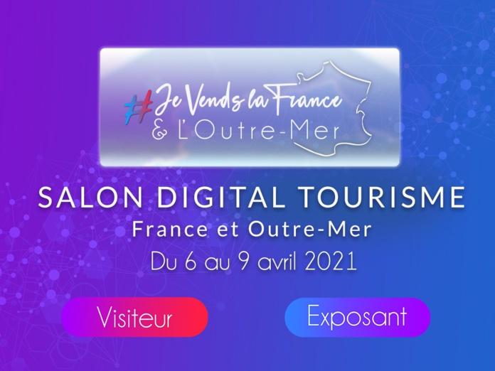 Cliquez sur l'image pour vous inscrire au salon digital #Jevendslafrane & l'Outre-mer - DR