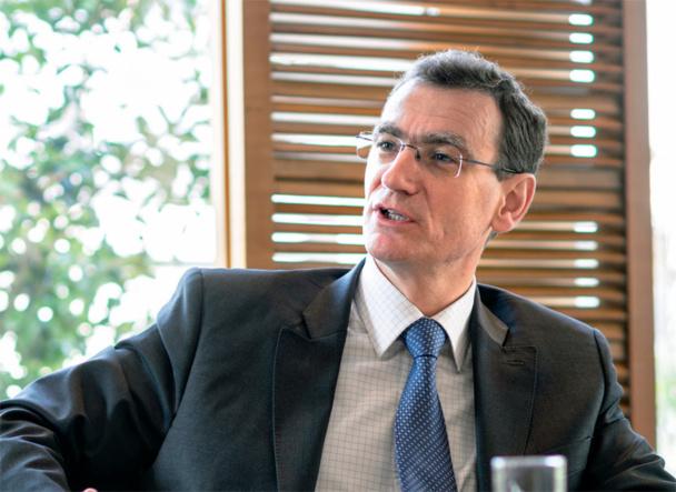 """Michel Rességuier : """"La réussite d'Ikea qui est un distributeur tient en partie grâce à ses chefs de produit qui surveillent la qualité des produits qui sont vendus aux clients. C'est un mode de fonctionnement judicieux"""" - DR"""