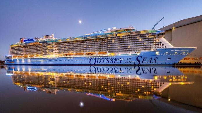 Les croisières de l'Odyssey of the Seas seront mises en vente le mardi 9 mars 2021 - DR