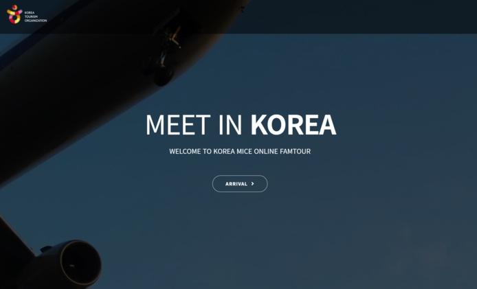 L'Office National du Tourisme Coréen a mis en place un tout nouveau programme d'éductour 100% virtuel - DR