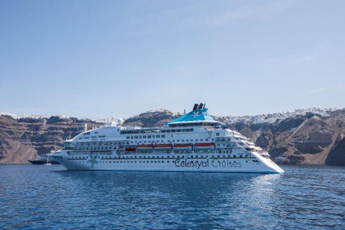 Le début de la saison avait précédemment été annoncé à la fin du mois d'avril. Cette nouvelle date de reprise s'adapte à la feuille de route récemment annoncée par le Ministère grec du Tourisme sur la réouverture de la Grèce au tourisme et aux croisières pour la saison 2021 - DR Celestyal Cruises