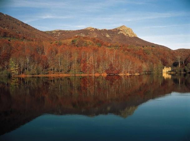 Le parc naturel de Montseny, idéal pour les randonnées - DR Office de promotion touristique de la Diputació de Barcelona
