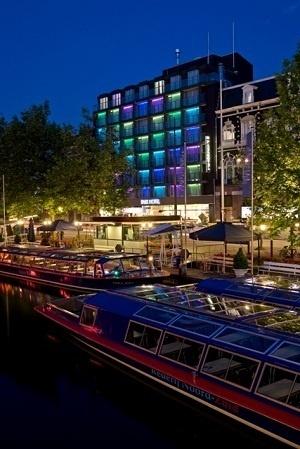 Le Park Hotel Amsterdam offre 700 m² d'espaces réunion pour ses clients d'affaires - Photo DR