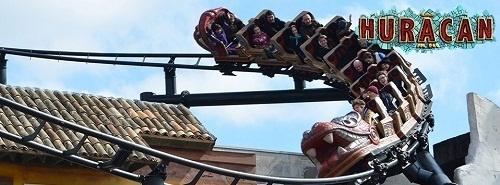 Bellewaerde Park profite du succès de sa nouvelle attraction, Huracan, une montagne russe familiale - Photo DR