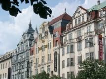 Prague, mélomane et surdouée
