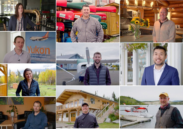 © Gouvernment du Yukon / Snowshoot Productions