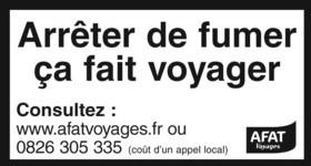 Afat Voyages veut faire un ''tabac'' avec sa nouvelle campagne...