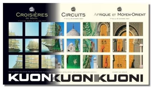 Kuoni : panne de croissance en 2006...