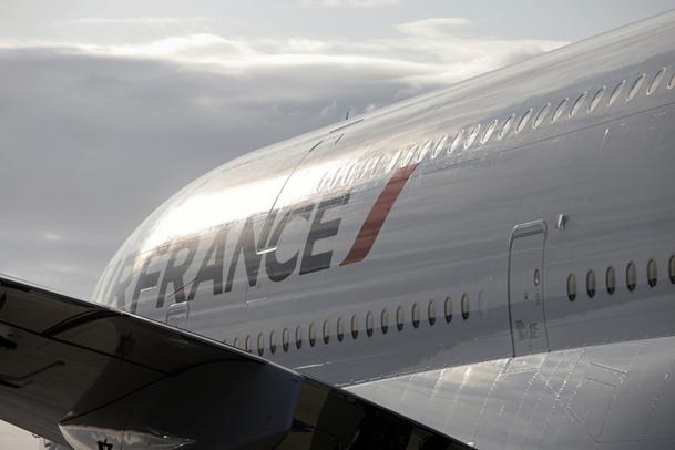 Air France-KLM a amélioré la recette unitaire sur presque tous les axes au cours du 1er trimestre 2013, sauf sur le domestique où tous les signaux sont au rouge - DR : Air France