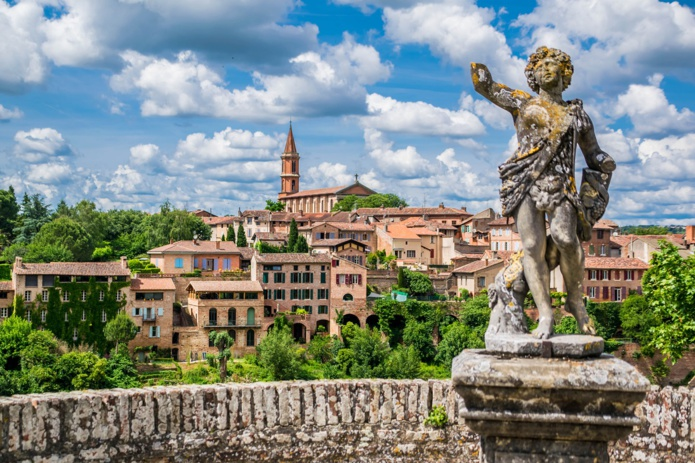 Albi, ville historique du Tarn en Occitanie, France - Depositphotos.com Bgir
