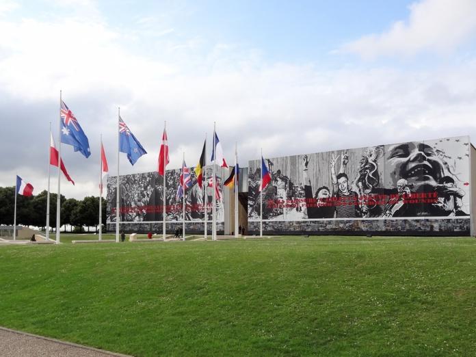 Le Mémorial de Caen - DR : Emilie Ursule / Normandie Tourisme