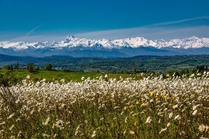 Les Pyrénées © Loïc Be