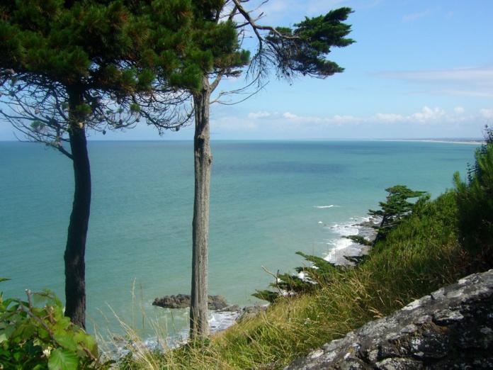 La destination « Granville Terre et Mer » propose 42 kilomètres de côtes et de nombreuses plages - DR : Eva Tessier - Normandie Tourisme