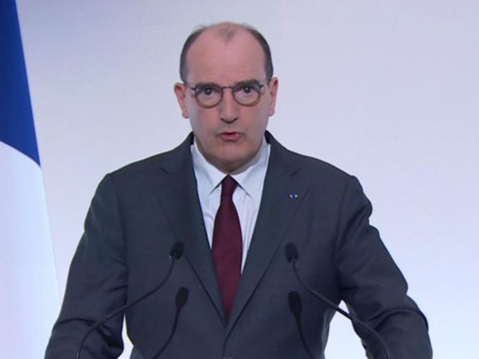Jean Castex a présenté des mesures supplémentaires pour de nouveaux départements et régions - DR Capture écran
