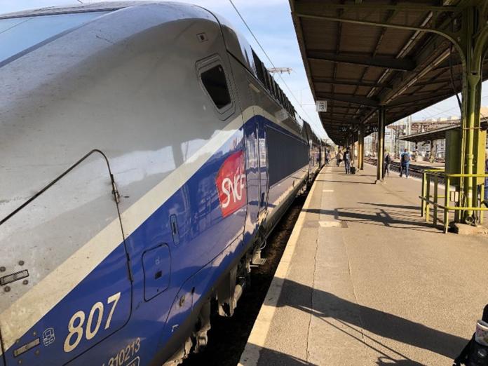 Les trains longue distance de ce week-end enregistrent une hausse de 20% des réservations - DR