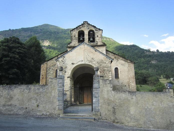 Eglise Saint-Jean-Baptiste de Sère - DR