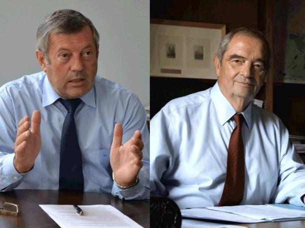 Deux styles, deux personnalités, deux méthodes que tout sépare... /photos DR