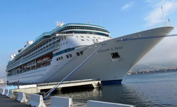 Pour la saison qui a démarré lundi 6 mai 2013 et se poursuivra jusqu'au 19 août suivant,  Royal Caribbean International mettra sur le marché français 150 cabines au départ de Marseille. /photo JDL