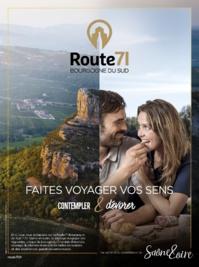 La Saône-et-Loire lance une nouvelle identité de communication autour de la Route71