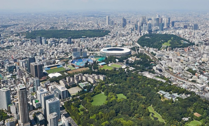 Les JO de Tokyo se tiendront cet été sans les supporters étrangers - Crédit photo : Tokyo 2020