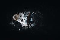Tunnel de lave Bleu - © IRT / Miles & Love
