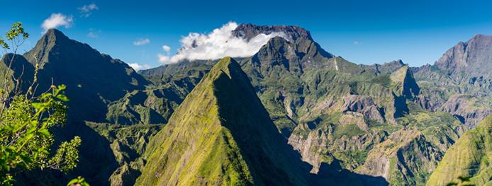 © shutterstock_709632550 / L'île de La Réunion