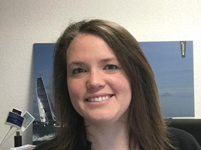 Audrey Legardeur, directrice du CRT Bretagne. - DR : CRT Bretagne