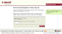 Marriott : nouveau programme en ligne pour les agents de voyages