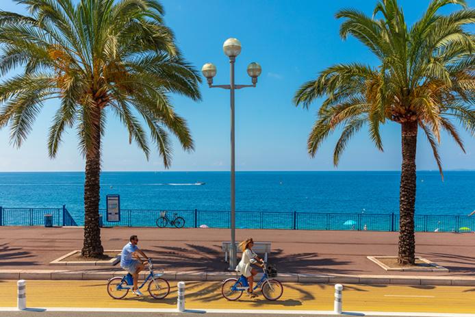 © J.KELAGOPIAN / OTM NCA - Bord de mer - Nice