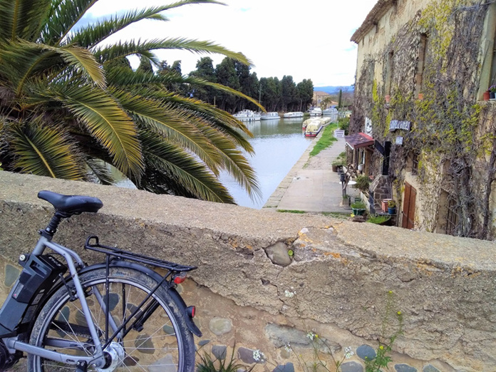 © Guidesud - velo-canal