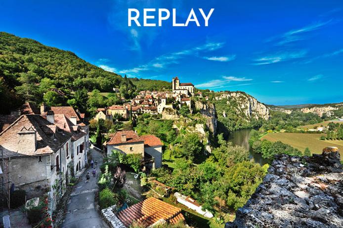 Saint-Cirq-Lapopie © Lot Tourisme