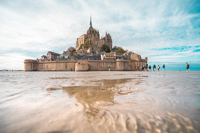 © TMSMN/ Jim Prod - Instameet traversée Mont
