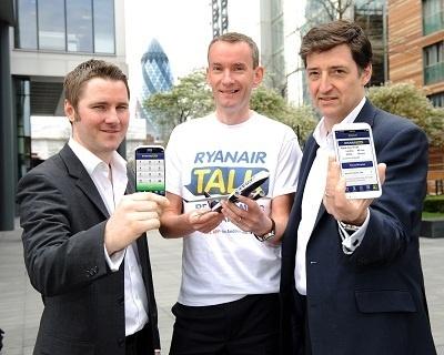 RyanairTalk permet d'appeler un téléphone mobile en Europe pour 0,13 € la minute contre 0,35 € la minute pour un opérateur traditionnel - Photo DR