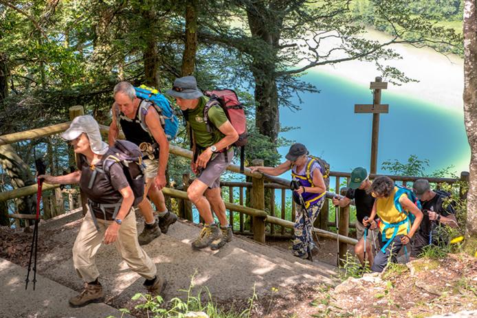 ©  Le Chalet de la Haute Joux - Randonnée dans le Jura, entre lacs et montagne