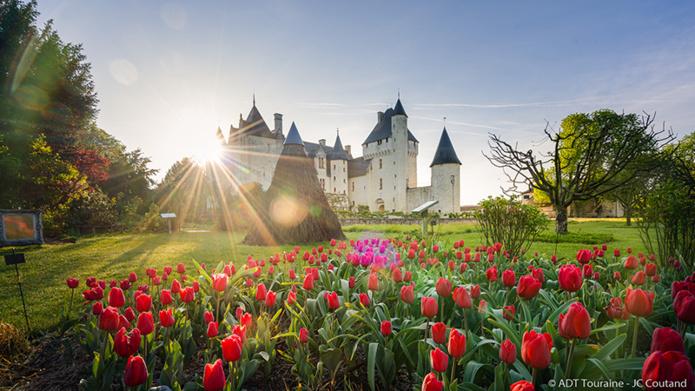 @ ADT Touraine/ JCCoutand -Château du Rivau