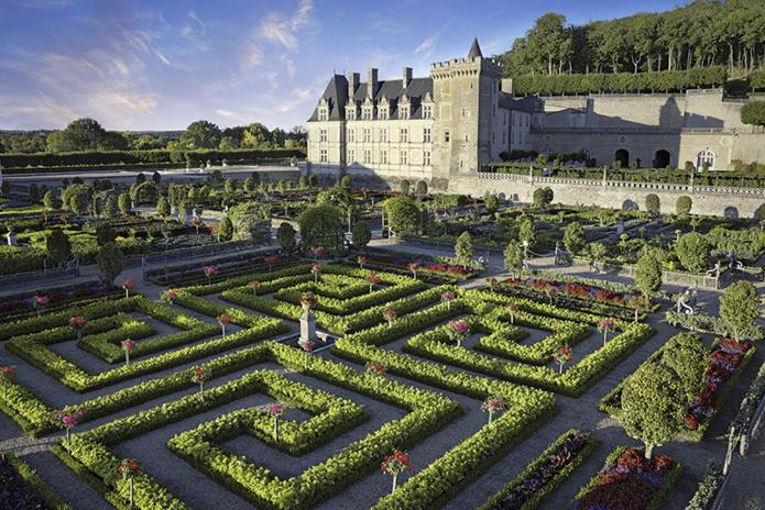 © F. Paillet / Château et Jardins de Villandry