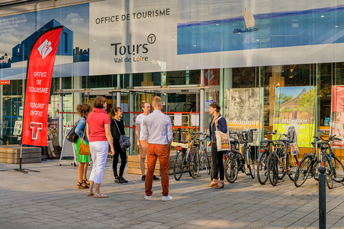 © ADT Touraine/ JC Coutand - Ville Tours